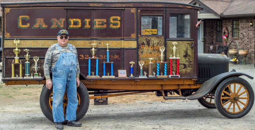 The Centennial Truck: Tom's Piece of History