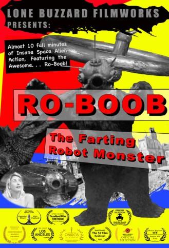 Ro-Boob: The Farting Robot Monster