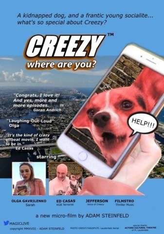 Creezy, Where Are You?