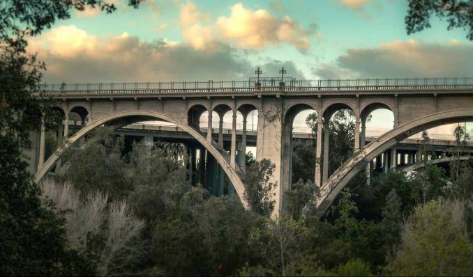 The Colorado Street Bridge Project