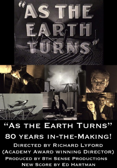 As the Earth Turns