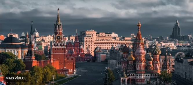Golden Years of Moscow