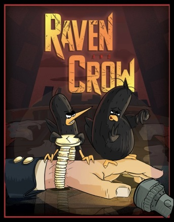 Raven and Crow