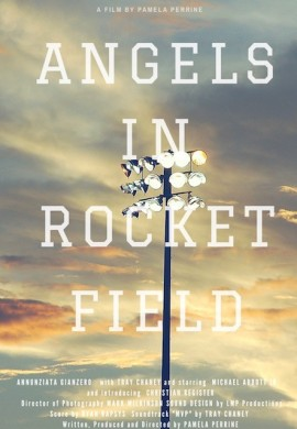 Angels in Rocket Field