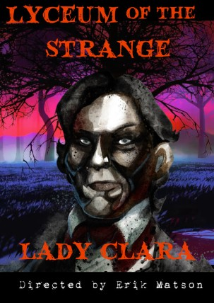 Lyceum of the Strange: Lady Clara