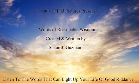 Words of Reasonable Wisdom