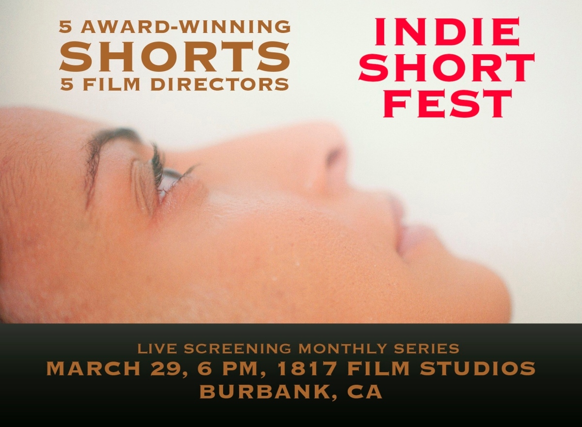 Indie Short Fest: March live screening lineup