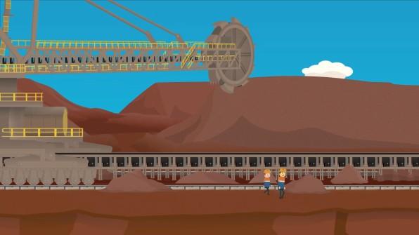Mining Boom