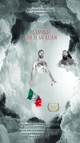 Of Course God Is An Alien