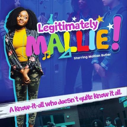 Legitimately Mallie!