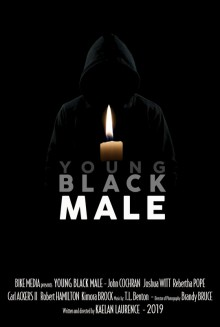 Young Black Male