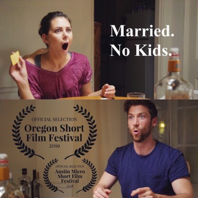 Married. No Kids.
