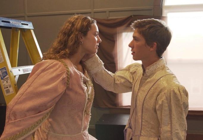 Harper's First Kiss
