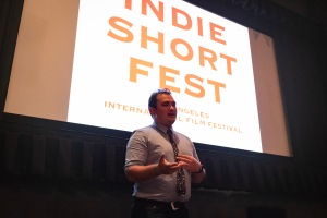 Indie Short Fest September live screening in Hollywood