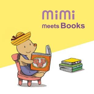 Mimi Meets Books