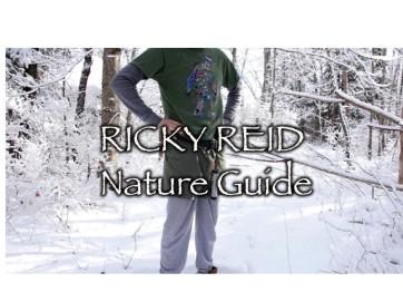 Ricky Reid Nature Guide: Ricky Finds Bigfoot