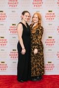 Indie Short Fest February red carpet premiere screening