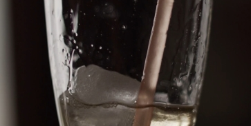 Elderflower Syrup With Soda Water