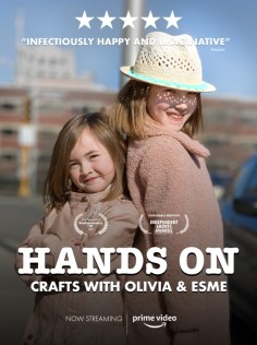 Hands On: Crafts With Olivia and Esme