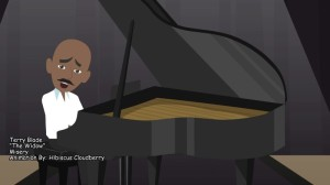 The Widow (Animated Music Video)