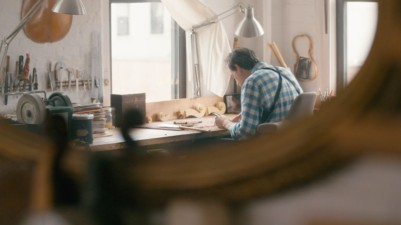 The Luthier of The Lower East Side